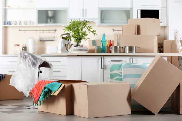 moving your kitchen